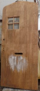 Solid Wood Door Paint Stripping After in MD